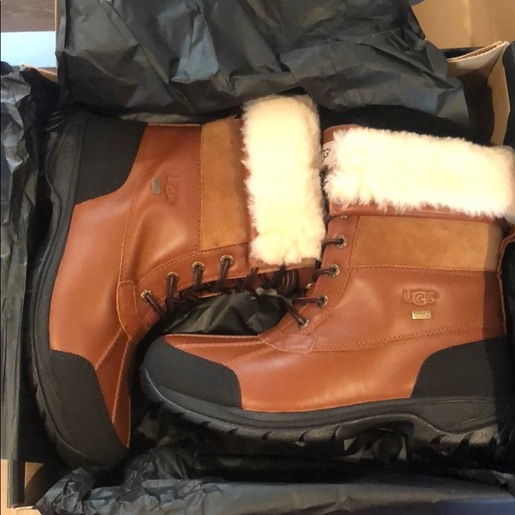d2f4e2dadac Brand New UGG Mens Boots M Butte 5521 Size 10 NWT